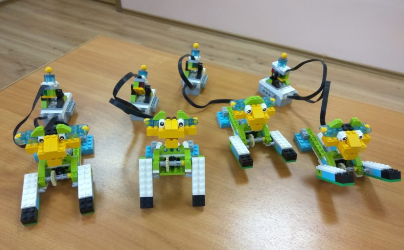 Немейский лев. Проект «Мифические существа Древней Греции на Lego Education WeDo 2.0»