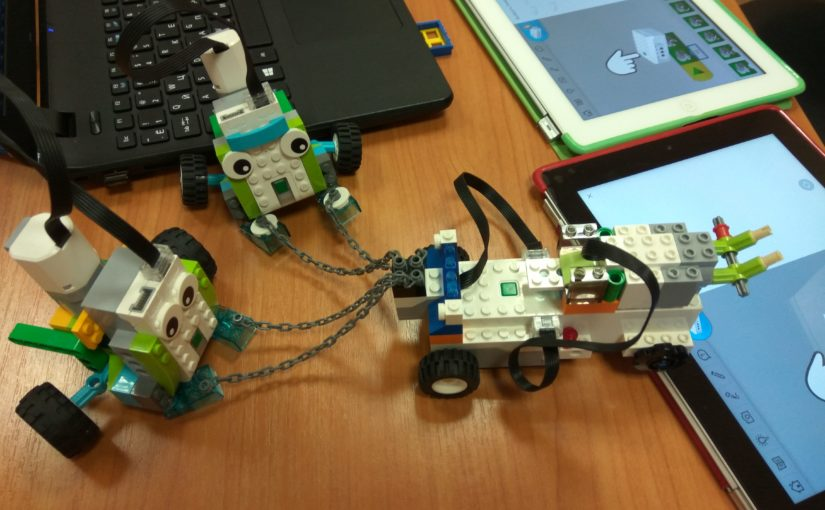 Lego Boost против WeDo 2.0