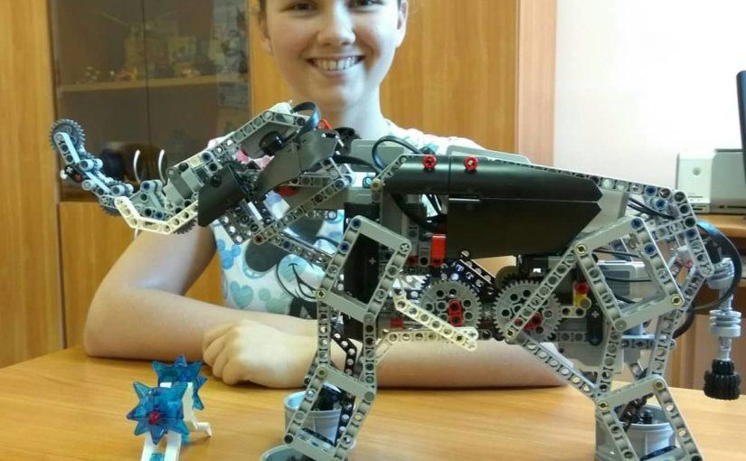 Слон. Ресурсный набор LEGO MINDSTORMS Education EV3