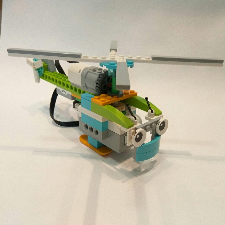 Вертолёт WeDo 2.0